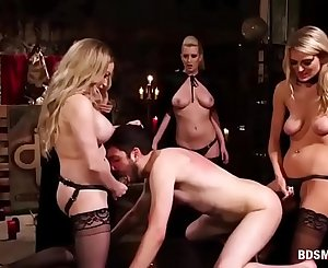 Sluts Get to Dominate Their Victim