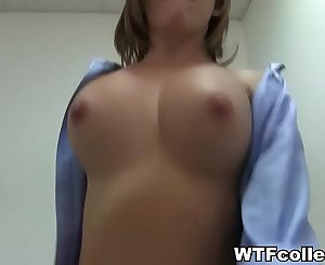 Hot College POV Action