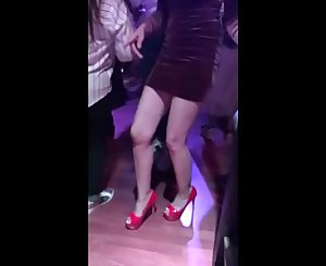 Whore Wife Picked Up FromThe Disco And Fucked!!